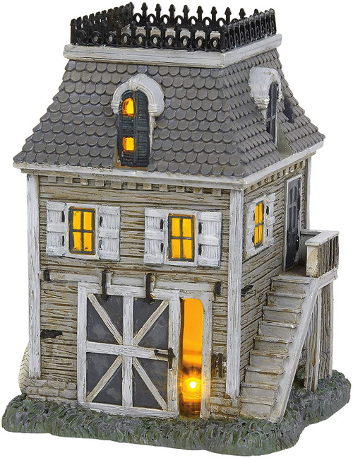 Department 56 Addams Family Carriage House
