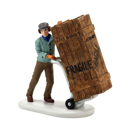 Department 56 A Christmas Story Fragile Delivery