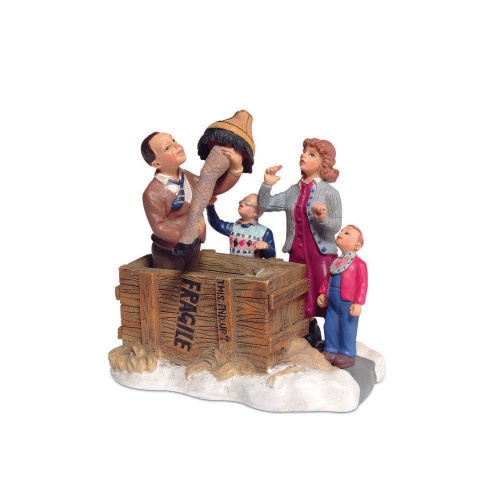 """Department 56 A Christmas Story """"Isn't it Beautiful"""" Figurine"""