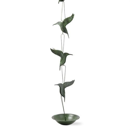 TAG Hummingbird Rain Chain (G11574)