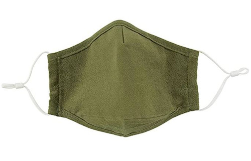 Bucky Face Mask, Olive Green