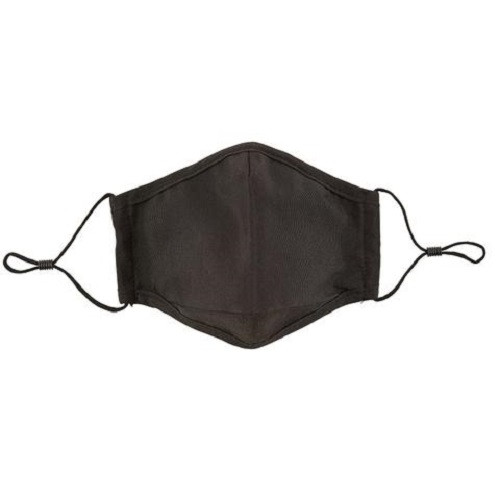 Bucky Face Mask, Solid Black