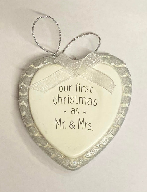 Midwest CBK Ornament, Our First Christmas