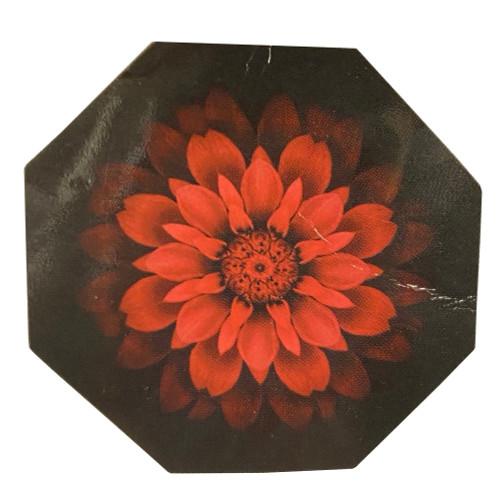 Ganz Flower Umbrella, Red