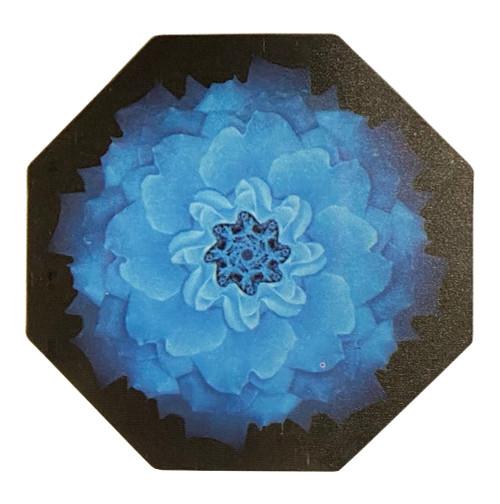 Ganz Flower Umbrella, Light Blue
