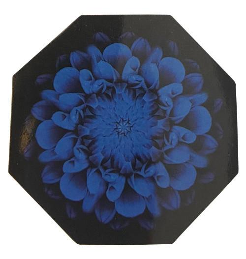 Ganz Flower Umbrella, Dark Blue