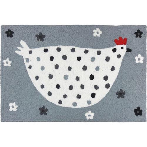HCI Jellybean Rug - Cool Grey Chick