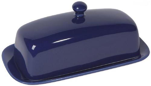 Now Designs Navy Rectangular Butter Dish (5037011)
