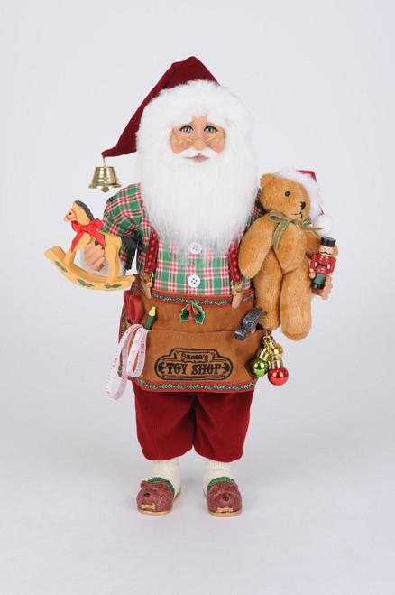 Karen Didion Toymaker Santa