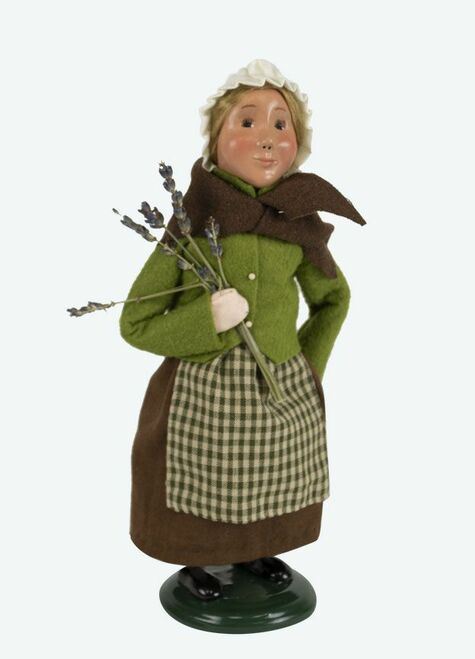 Byers' Choice Caroler, Pilgrim Girl (5013C)