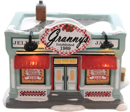 Department 56 Snow Village Jelly of the Month Club
