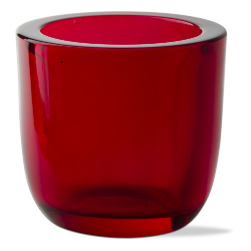 TAG Red Classic Tealight Holder