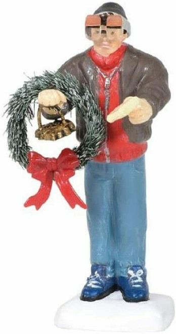 """Department 56 Christmas Vacation """"I'm Sorry, Merry Christmas"""" Figurine"""