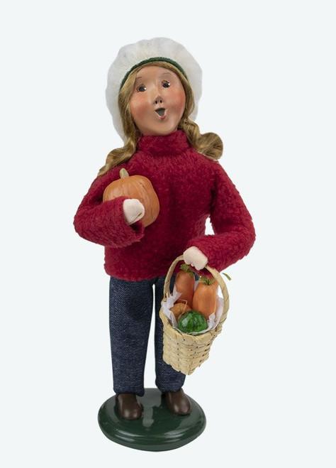 Byers' Choice Caroler, Market Girl (1201G)