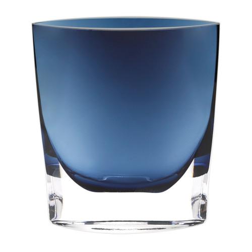 "Badash 8"" Samantha Midnight Blue Vase (K2038)"