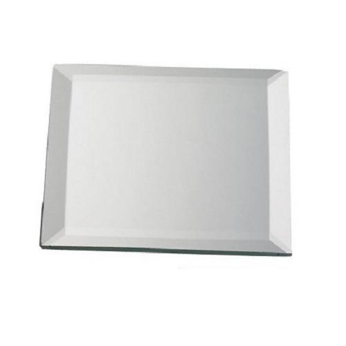 Biedermann & Sons 4-Inch Square Mirror Plate