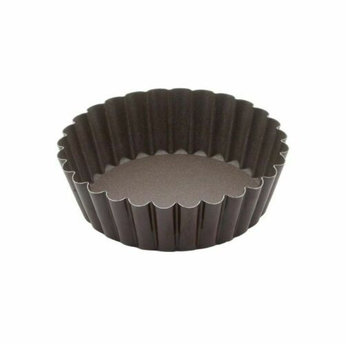 "HIC Gobel 4"" Deep Quiche Pan with Removable Bottom"