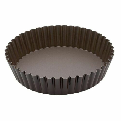 "HIC Gobel 10"" Deep Quiche Pan with Removable Bottom (2520)"