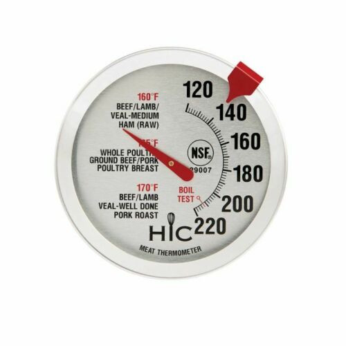 HIC Kitchen Meat Thermometer