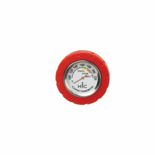 HIC Kitchen Waterproof Floating Slow Cooker Thermometer