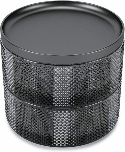 Umbra Tesora Jewelry Box, Black