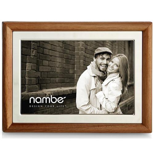 "Nambe Hayden Frame, 4"" x 6"""