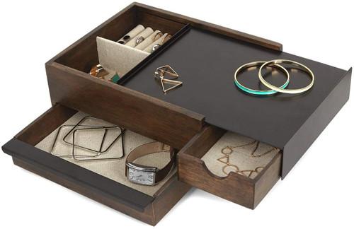 Umbra Stowit Jewelry and Keepsake Box