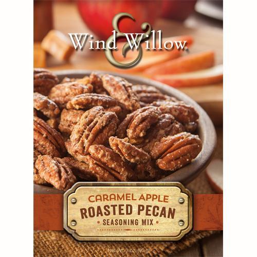 Wind & Willow Roasted Pecan Caramel Apple Seasoning Mix