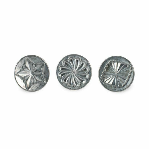 Nordic Ware Pretty Pleated Cookie Stamps (01237)