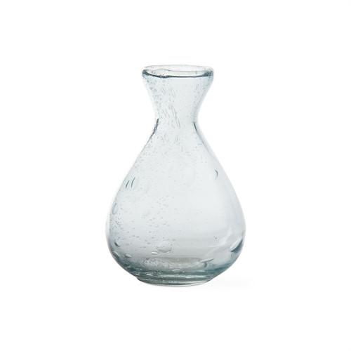TAG Floret Mini Tulip Vase, Aqua