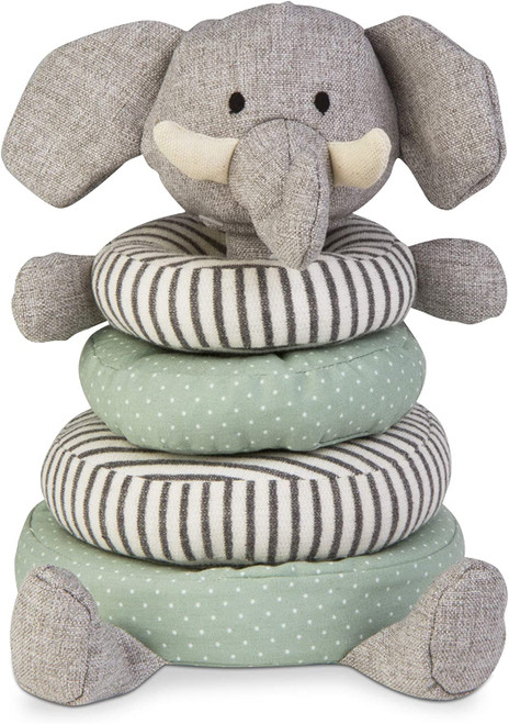 TAG Elephant Stacker Plush Toy