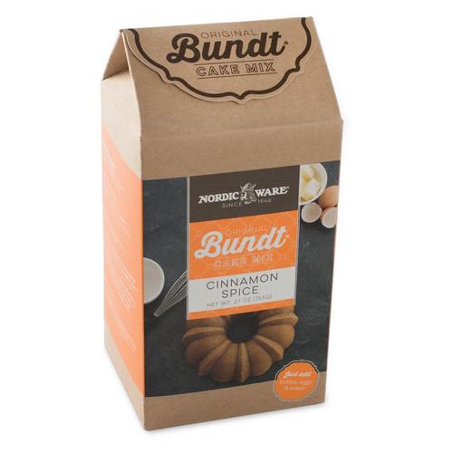 Nordic Ware Cinnamon Spice Bundt Cake Mix (77744)