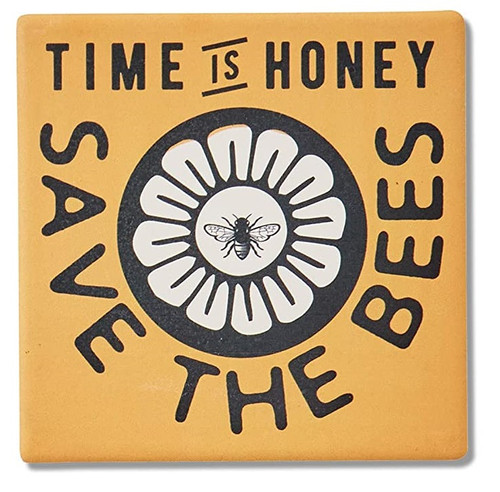 TAG Bee the Change Coaster, Time is Honey