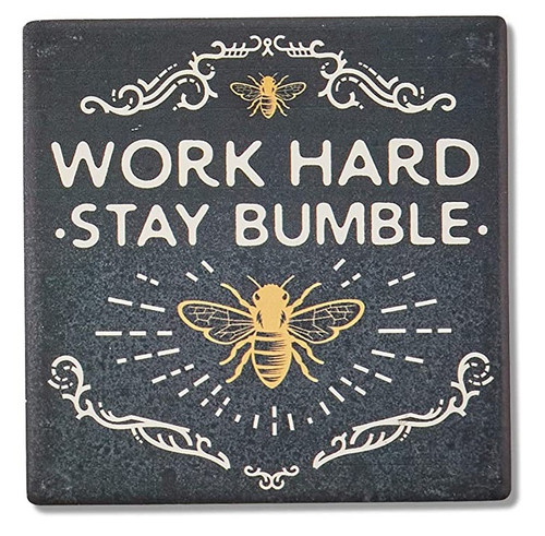 TAG Bee the Change Coaster, Stay Bumble