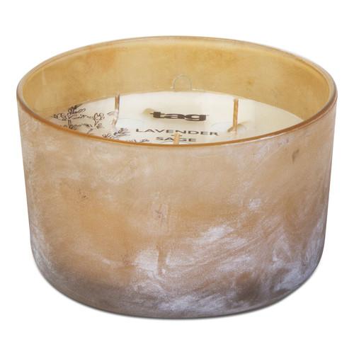 TAG Sunrise Lavender & Sage Soy Blend Candle
