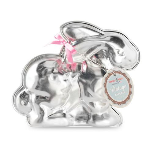 Nordic Ware 3D Bunny Cake Pan (41200)