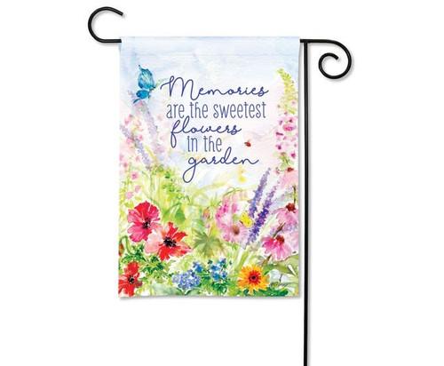Studio M Garden Memories Garden Flag