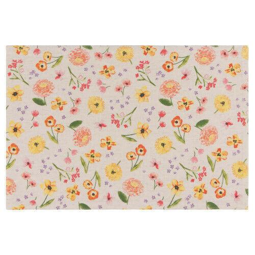 Now Designs Cottage Floral Print Placemat