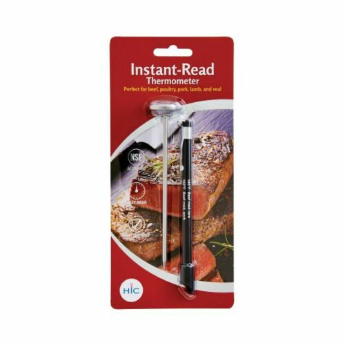 HIC Instant Read Analog Thermometer