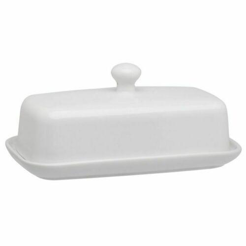 HIC Porcelain Butter Dish