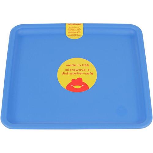 Lollaland Plate, Brave Blue