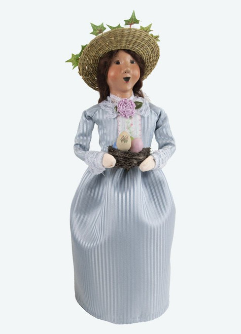 Byers' Choice Caroler, Easter Woman (2211G)