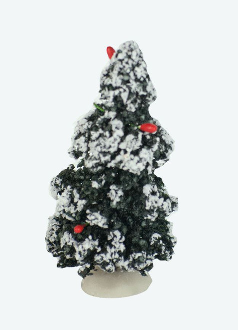 "Byers' Choice 4"" Snow Tree (12334)"