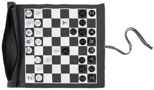 Ganz Checkers & Chess Travel Game Sets