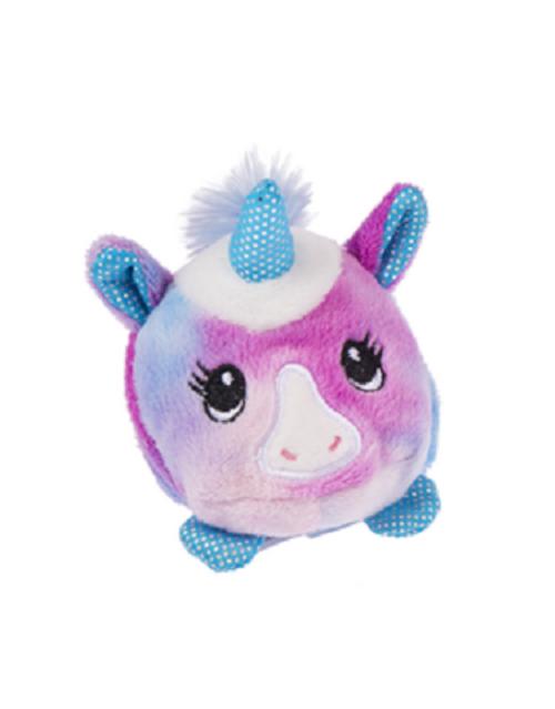 Ganz Unicorn Tossimals, Purple/Blue