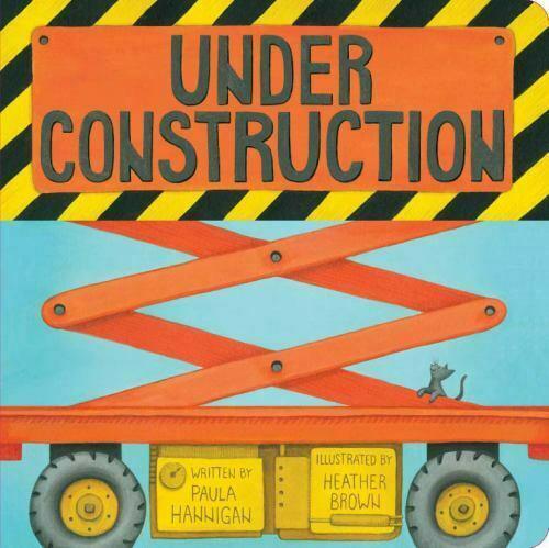 Simon & Schuster - Under Construction