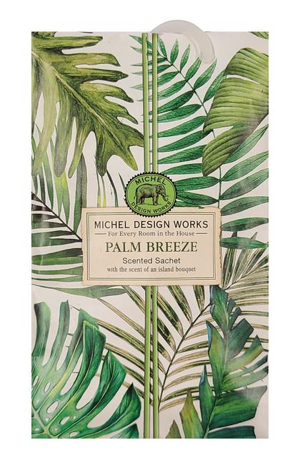Michel Design Works Scented Sachet, Palm Breeze