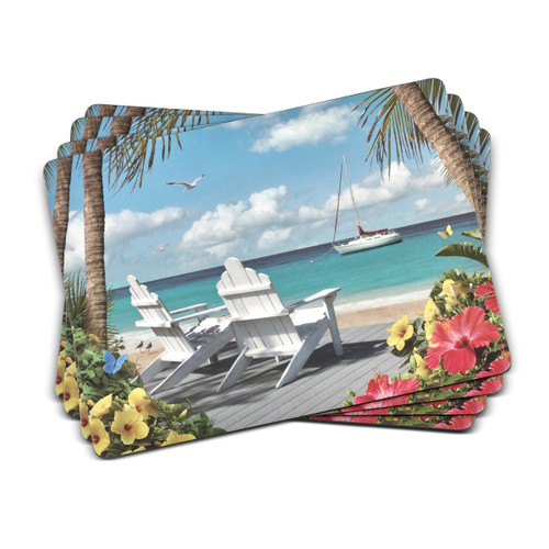 Pimpernel Placemats, In the Sunshine, Set of 4