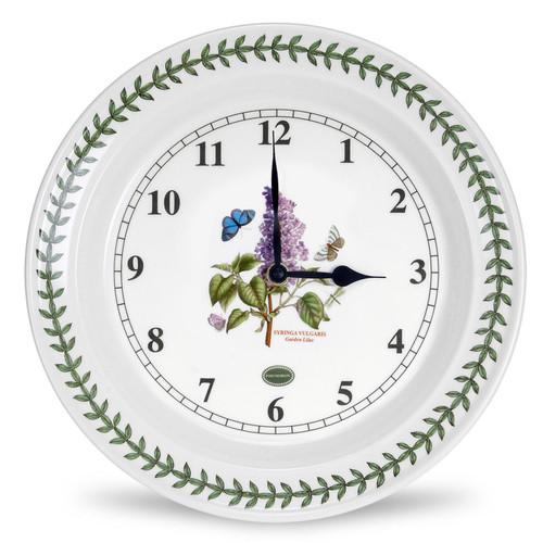 "Portmeirion Botanic Garden 10"" Kitchen Wall Clock"