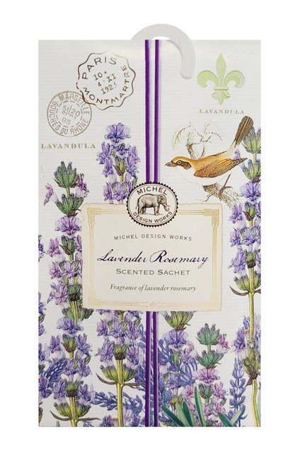 Michel Design Works Scented Sachet, Lavender Rosemary